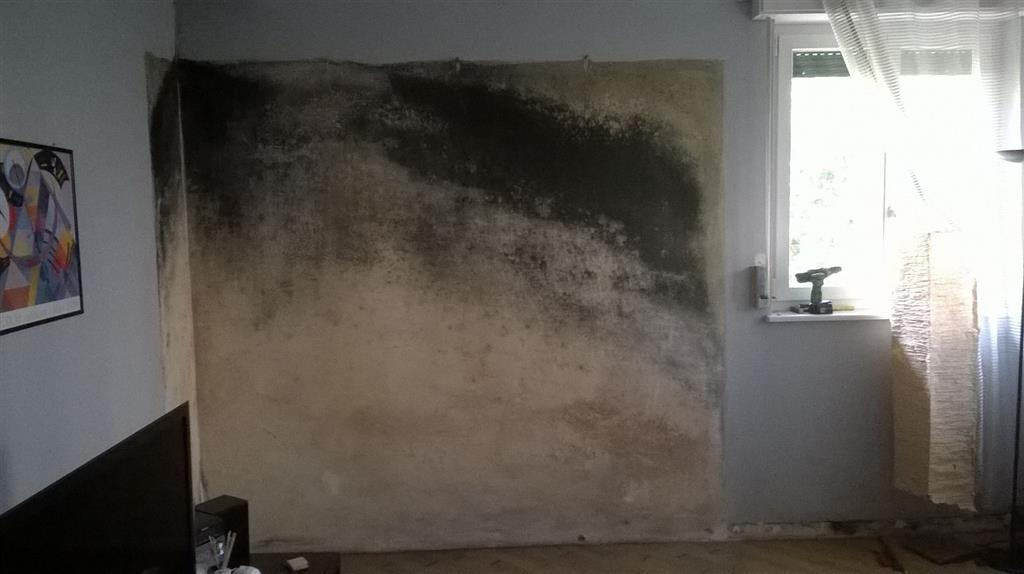 Umidit da condensa artes s r l - Umidita nei muri interni soluzioni ...